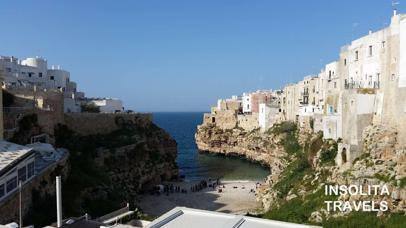 1° giorno - Benvenuti in terra di Puglia! Polignano a Mare