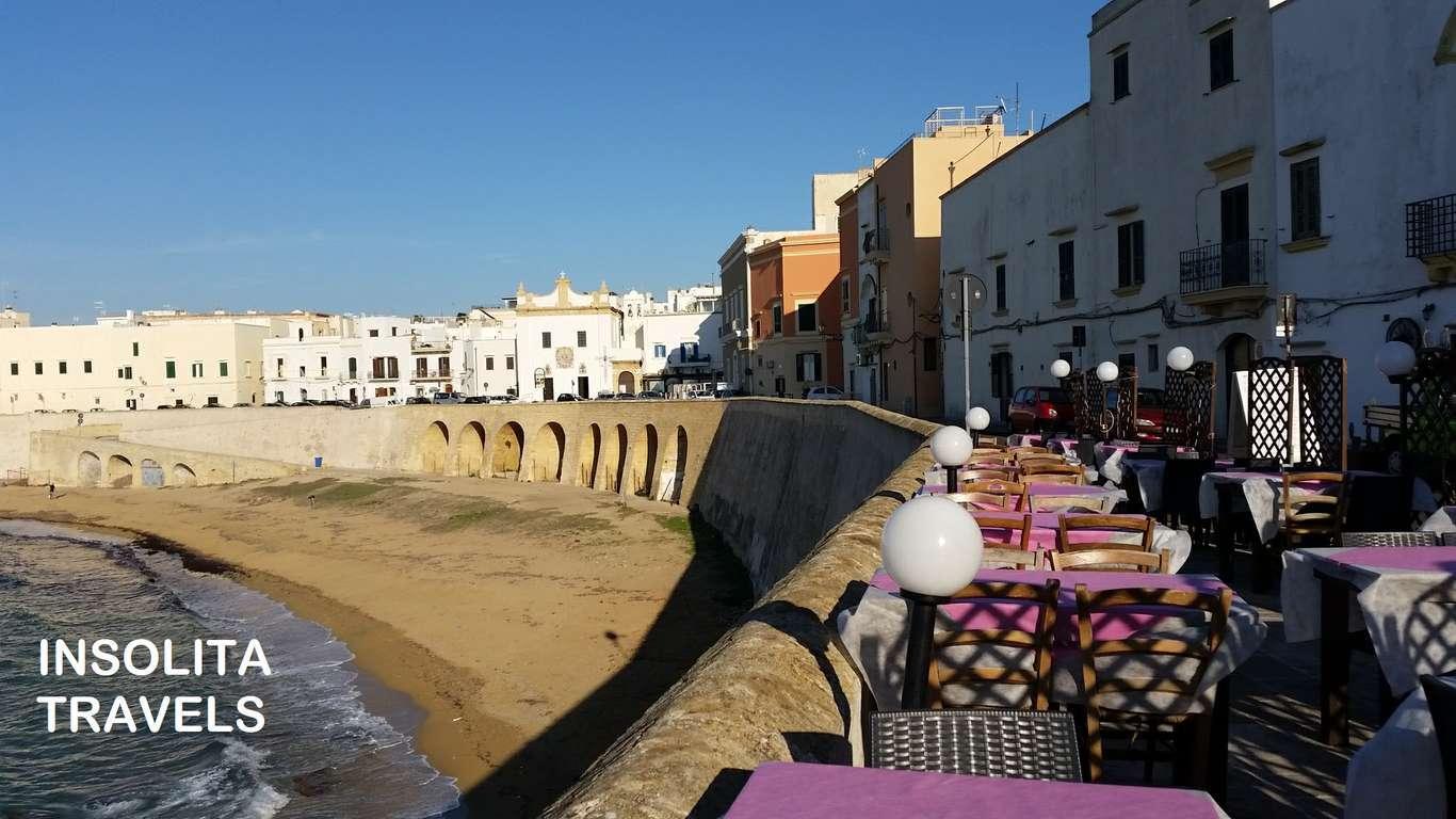 7° giorno - Otranto, la costa del Salento, Gallipoli