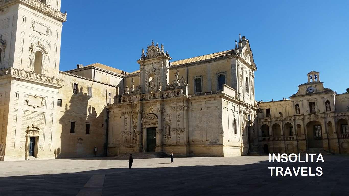 6° giorno - Il Salento, Lecce