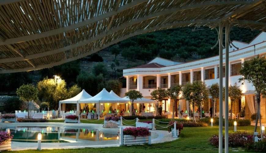 hotel residence il porto piscina