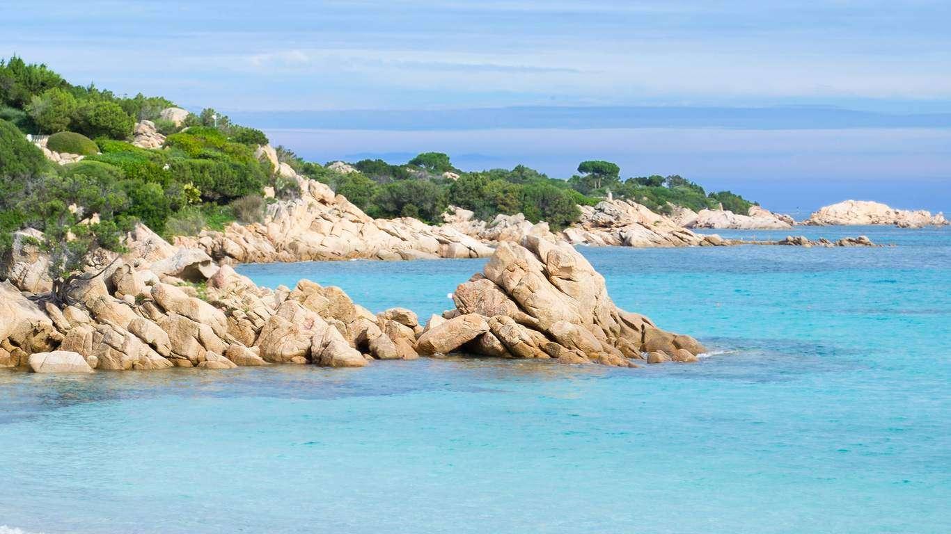 2° giorno - La Costa Smeralda, La Maddalena, Santa Teresa di Gallura
