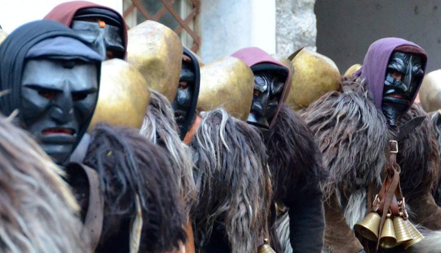 tour sardegna maschere carnevale