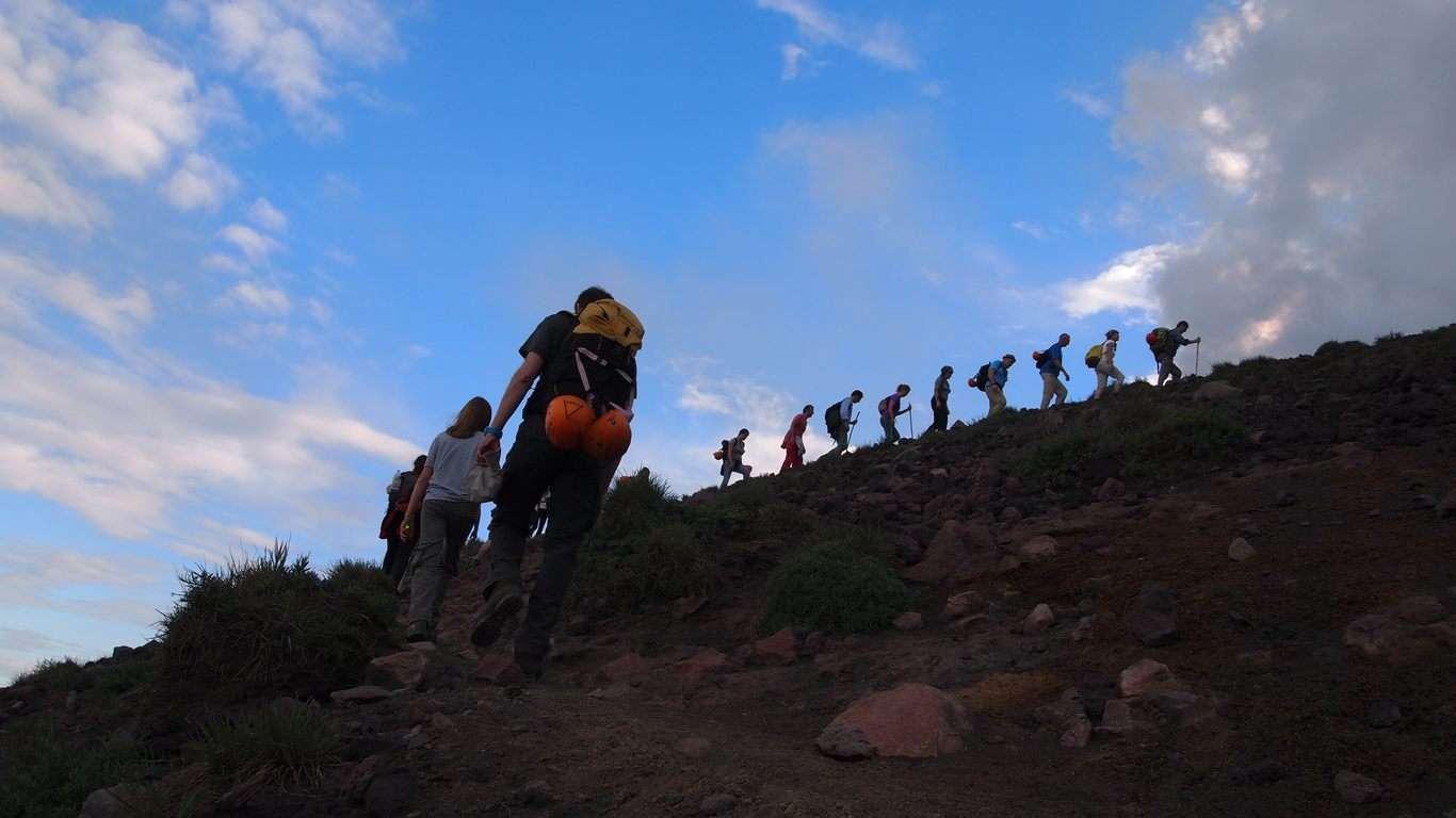 5° giorno - L'escursione sullo Stromboli