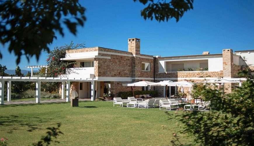 Lanthia Resort esterno
