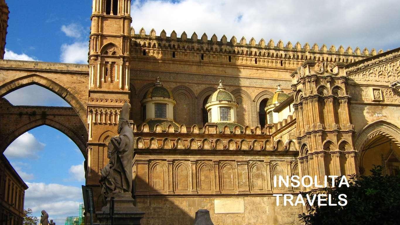 1° giorno - Benvenuti a Palermo!
