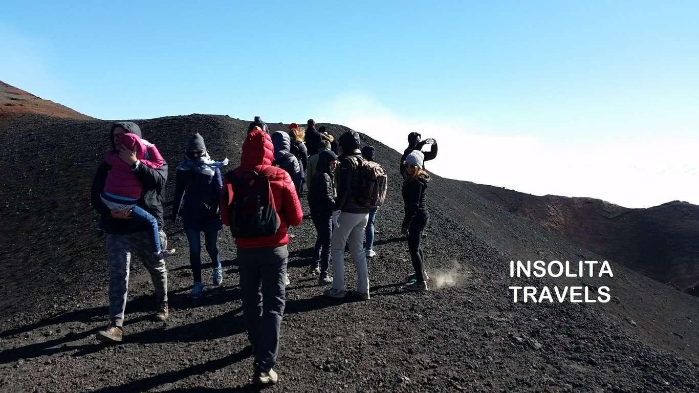 8° giorno - L'esperienza dell'Etna ed i vini del vulcano