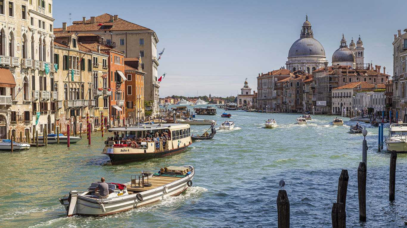 venezia cal grande