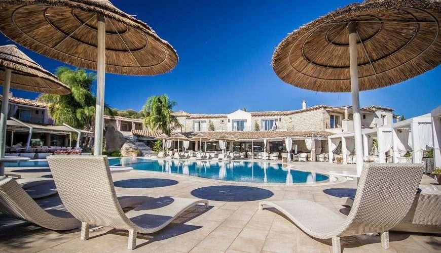 villas resort pool