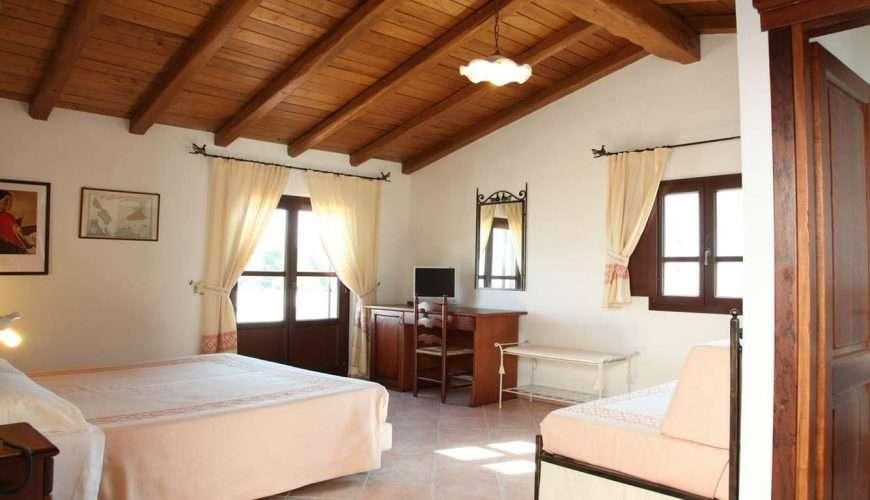 Hotel Nuraghe Arvu Resort camera